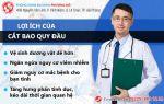 Những lợi ích cắt bao quy đầu đối với sức khỏe nam giới