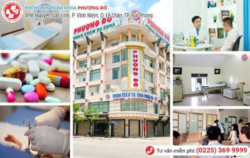 Bệnh viện nam khoa Phượng Đỏ
