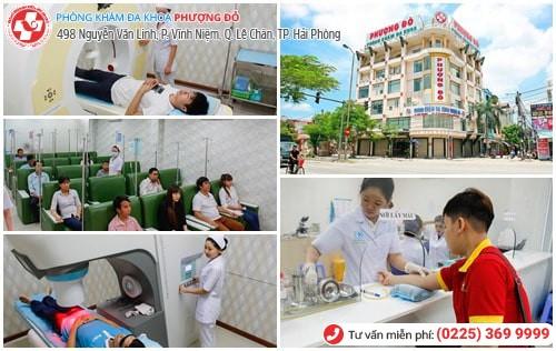 Bệnh viện nam khoa Phượng Đỏ thực hiện khám bệnh ngoài giờ linh hoạt