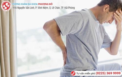 U xơ tuyến tiền liệt khiến người bệnh bí tiểu, đau thắt lưng