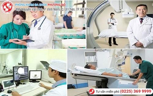Chữa đau tinh hoàn tại các cơ sở uy tín mang lại kết quả cao