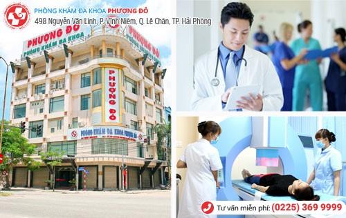 Phòng khám Phượng Đỏ chữa trị viêm đường tiết niệu