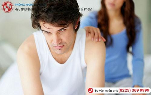 Mức độ hồi phục của bệnh cũng ảnh hưởng đến chi phí chữa yếu sinh lý