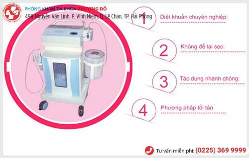 Công nghệ Oxygen O3 hỗ trợ điều trị tiểu thành tia hiệu quả nhất hiện nay