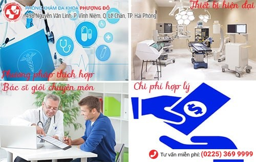 Phượng Đỏ chữa viêm nhiễm đường tiểu với bác sĩ giỏi