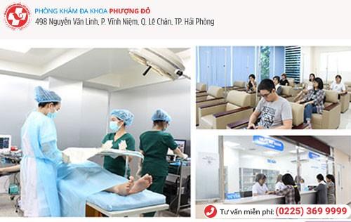 Phòng Khám Phượng Đỏ tiếp nhận hơn 300 ca bệnh tư vấn mỗi ngày