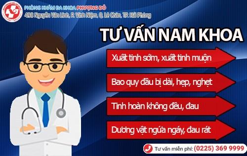 tư vấn nam khoa