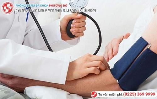 Khám nam khoa tại Phượng Đỏ bệnh nhân được hưởng nhiều lợi ích