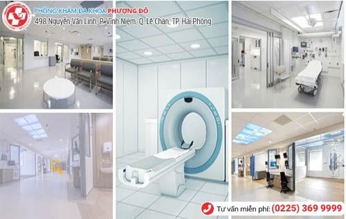 Bệnh viện khám sinh lý chất lượng, ngoài giờ ở Hải Phòng