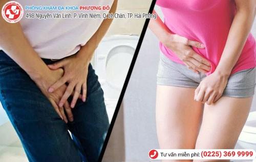 Nguyên nhân tiểu đau