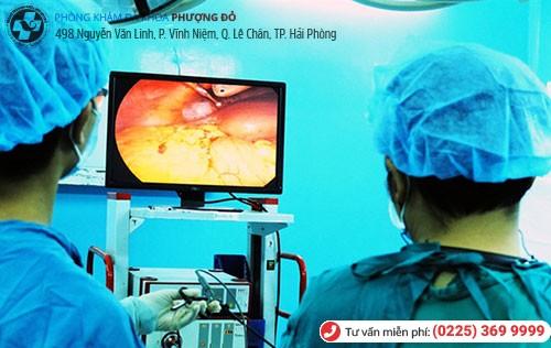 Bệnh nhân được chỉ định phẫu thuật tắc nghẽn bàng quang
