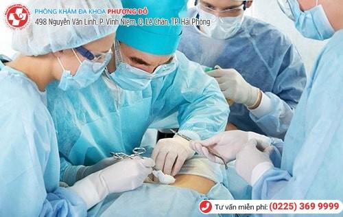 Phẫu thuật u xơ tiền liệt tuyến