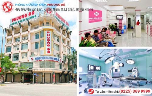 Phòng khám nam khoa Thái Bình