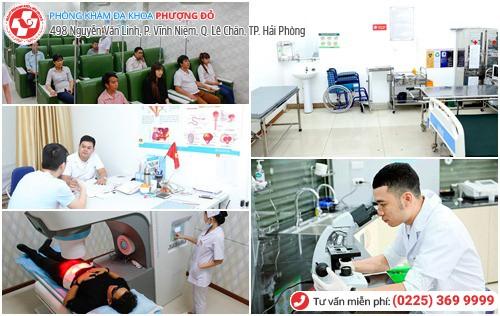 Phượng Đỏ - phòng khám nam khoa Quảng Ninh uy tín được nhiều người tin tưởng lựa chọn