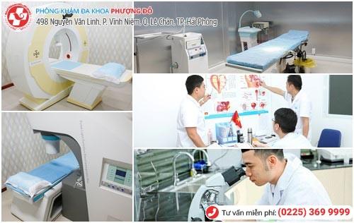 Phòng khám nam khoa Quảng Ninh