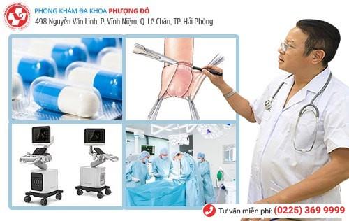 Phòng khám nam khoa Cẩm Phả khám bệnh ngoài giờ
