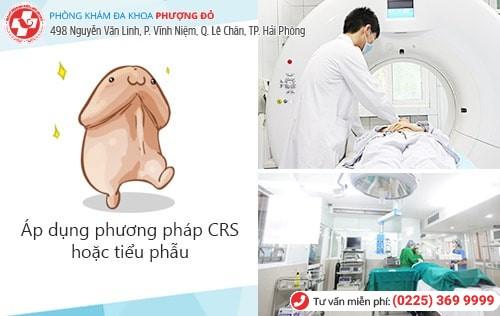 Phương pháp chữa viêm bao quy đầu hiệu quả