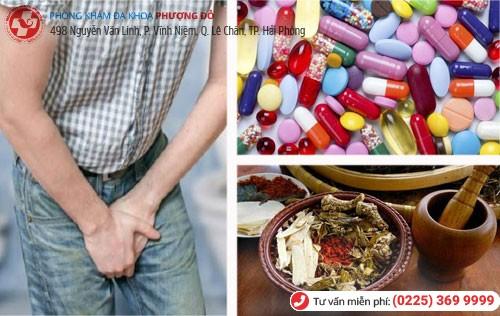 Phương pháp điều trị viêm đường tiết niệu