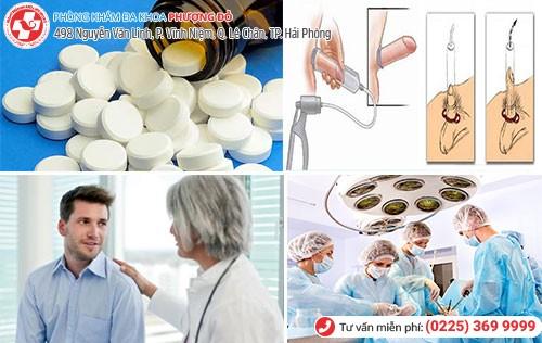 phương pháp điều trị liệt dương
