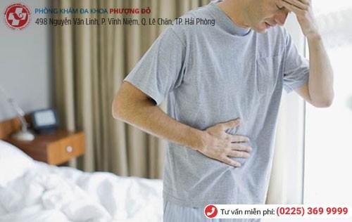 Đi tiểu nhỏ giọt ở mức độ nặng khiến người bệnh mệt mỏi, suy thận