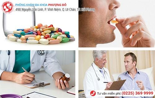 Trị viêm đường tiết niệu