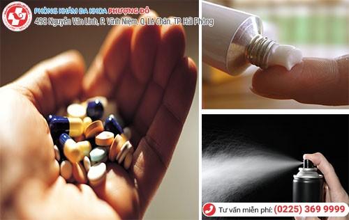 Thuốc chống xuất tinh sớm