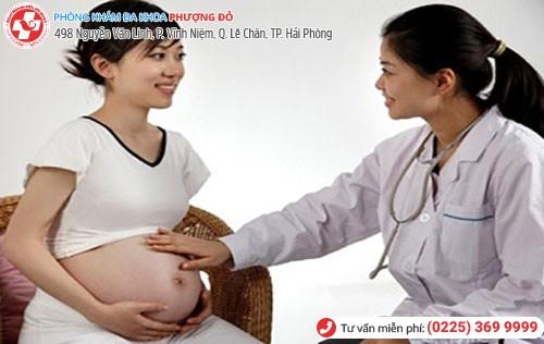 Bác sĩ dọa sảy thai thì có giữ thai được không?