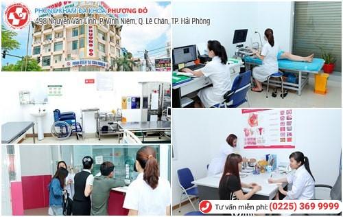 Bệnh viện phụ khoa Phượng Đỏ chữa trị thành công nhiều ca bệnh cho chị em
