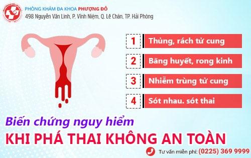 Phá thai 13 tuần bằng phương pháp nào? Có nguy hiểm không?