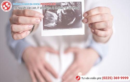 Thực hiện khám thai định kỳ giúp bảo vệ sức khỏe thai phụ và thai nhi