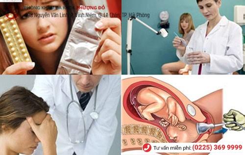 Các phương pháp đình chỉ thai