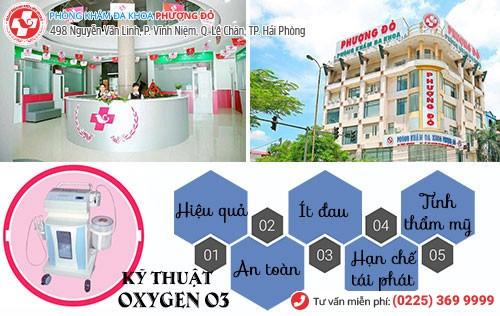 Phương pháp Oxygen O3 chữa bệnh khí hư hiệu quả