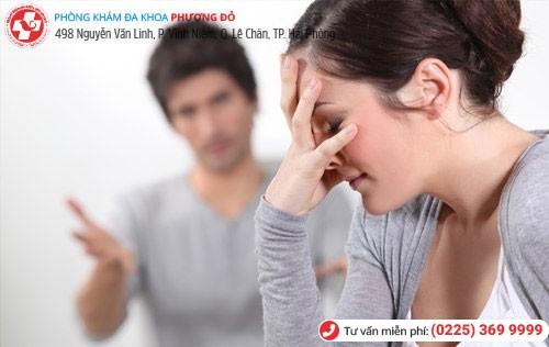 Nguy cơ vô sinh nếu đau bụng dưới là triệu chứng các bệnh phụ khoa nguy hiểm