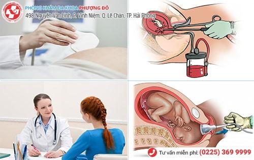 Nạo phá thai tại Phượng Đỏ nhanh chóng, an toàn, hiệu quả
