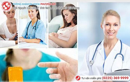 Phá thai bằng thuốc tại Phòng Khám Phượng Đỏ được thực hiện đúng quy trình khoa học