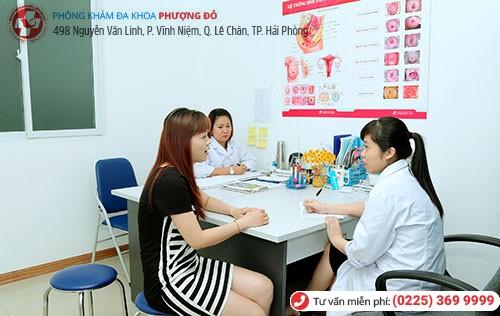 Phòng Khám Phượng Đỏ - địa chỉ phá thai bằng thuốc không đau an toàn