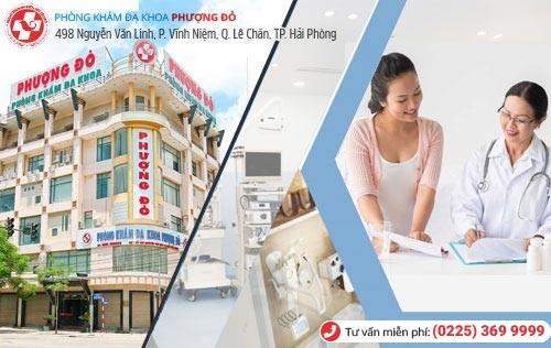 Phòng Khám Phượng Đỏ - địa chỉ phá thai bằng thuốc ở Quảng Ninh uy tín hiện nay