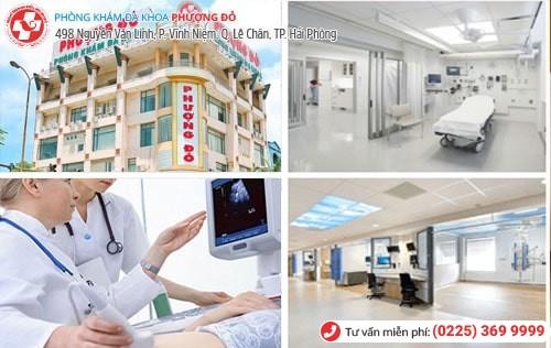 Phá thai theo tuần tại Phượng Đỏ được bác sĩ chuyên khoa giỏi trực tiếp thực hiện