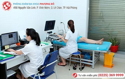 Phòng Khám Phượng Đỏ thực hiện siêu âm, kiểm tra thai uy tín ở Hải Phòng