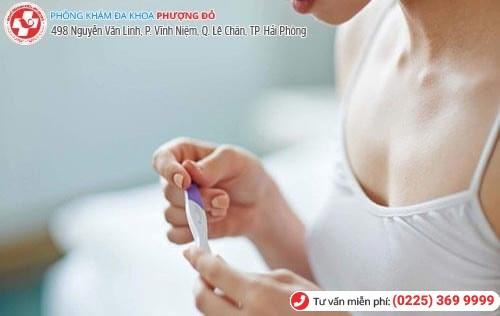 Phá thai bằng thuốc phù hợp với thai dưới 7 tuần tuổi, đã vào tử cung