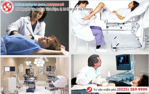 Hỗ trợ điều trị viêm âm đạo hiệu quả