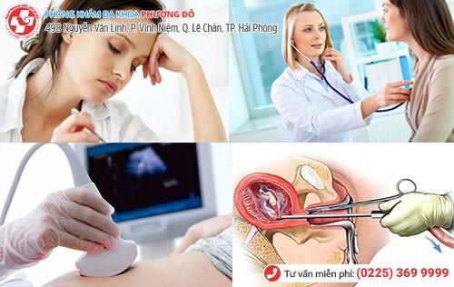 Trước khi hút thai cần có sự thăm khám, kiểm tra của bác sĩ chuyên khoa
