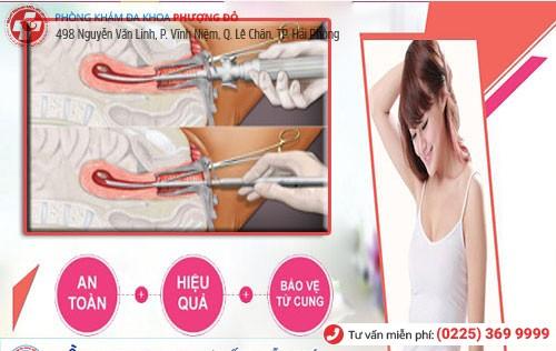 Hút thai điều hòa kinh nguyệt - phương pháp phá thai an toàn hiện nay