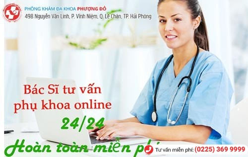 Khám phụ khoa online - hình thức khám chữa bệnh hiện đại ngày nay
