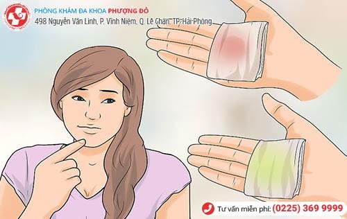 Khí hư bất thường - cảnh báo nhiều bệnh phụ khoa nguy hiểm