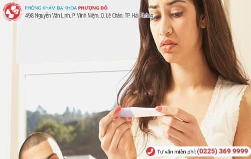 Kinh nguyệt ra ít gây khó khăn cho quá trình có thai