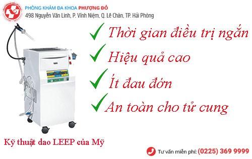Kỹ thuật dao leep