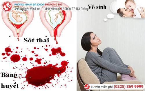 Nhiều biến chứng nguy hiểm khi không nạo phá thai an toàn