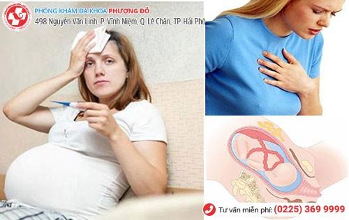 nguyên nhân thai lưu