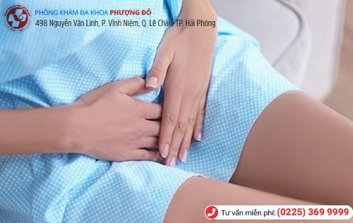 Vệ sinh cá nhân vùng kín không sạch sẽ tăng nguy cơ viêm vùng chậu
